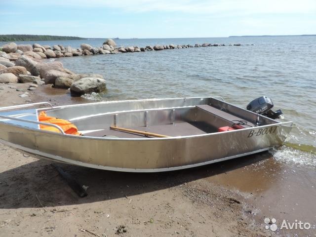 алюминиевые лодки питер