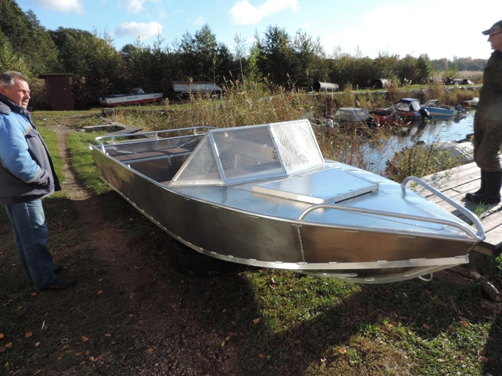 алюминиевые сварные лодки цены